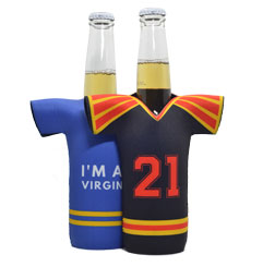 Jersey Bootle Koozies