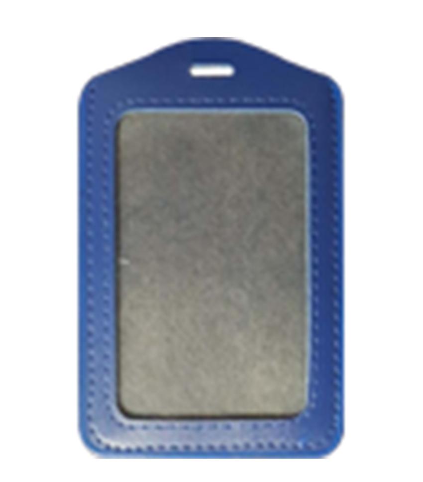 Horizontal Leather (Blue)